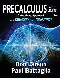 Precalculus with Limits: A Graphing Approach
